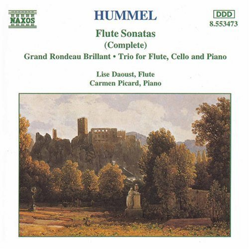 6 Flute Sonatas - Hummel: Flute Sonatas