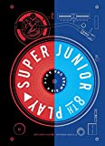 SUPER JUNIOR - PLAY [Black Suit+One More Chance ver. SET] (Vol.8) 2CD+Booklet+2Folded Poster+Free Gift