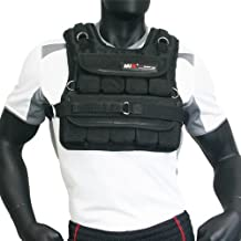 MIR® - 40LBS (SHORT NARROW STYLE) ADJUSTABLE WEIGHTED VEST by MiR