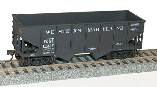 Accurail ACU24061 HO KIT USRA 55-Ton Twin Hopper, WM