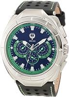 Brillier Men's 17-01 Solide Swiss Quartz Watch from Brillier