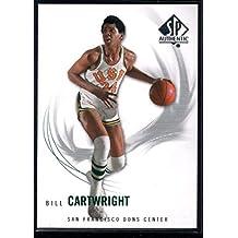 Basketball NBA 2010-11 Upper Deck SP Authentic #26 Bill Cartwright