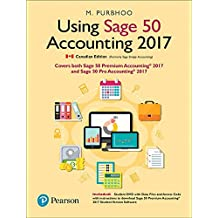 Using Sage 50 Accounting 2017 Plus Student DVD