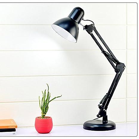 Plug-in LED lámpara de escritorio protección tifón escritorio ...