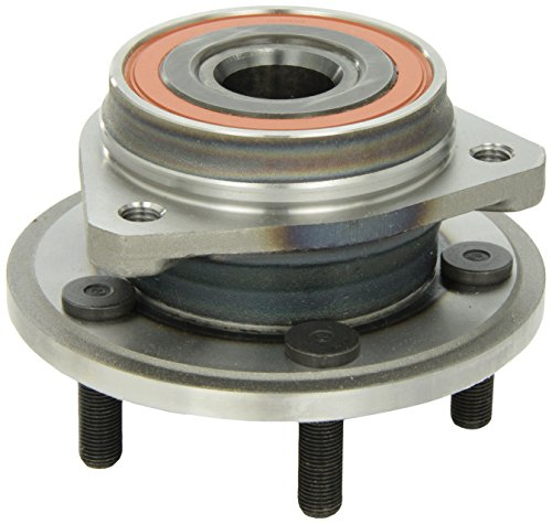 (SKF BR930219 Wheel Bearing and Hub Assembly)