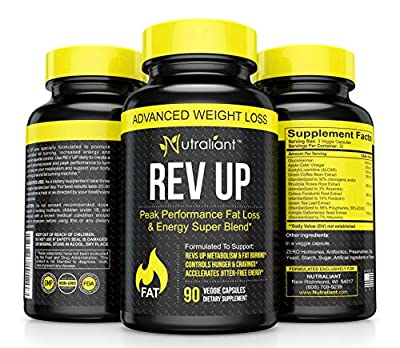 #1 Fat Burner Pills for Men & Women Thermogenic Supplement + Glucomannan, Apple Cider Vinegar, Acetyl L-Carnitine, Green Tea + Best Weight Loss Appetite Suppressant, Detox, Energy + Belly Fat Burners