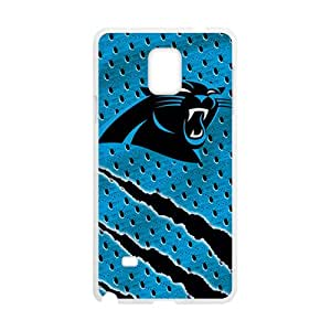 Carolina Panthers Design New Style High Quality Comstom Protective case cover For Samsung Galaxy Note4