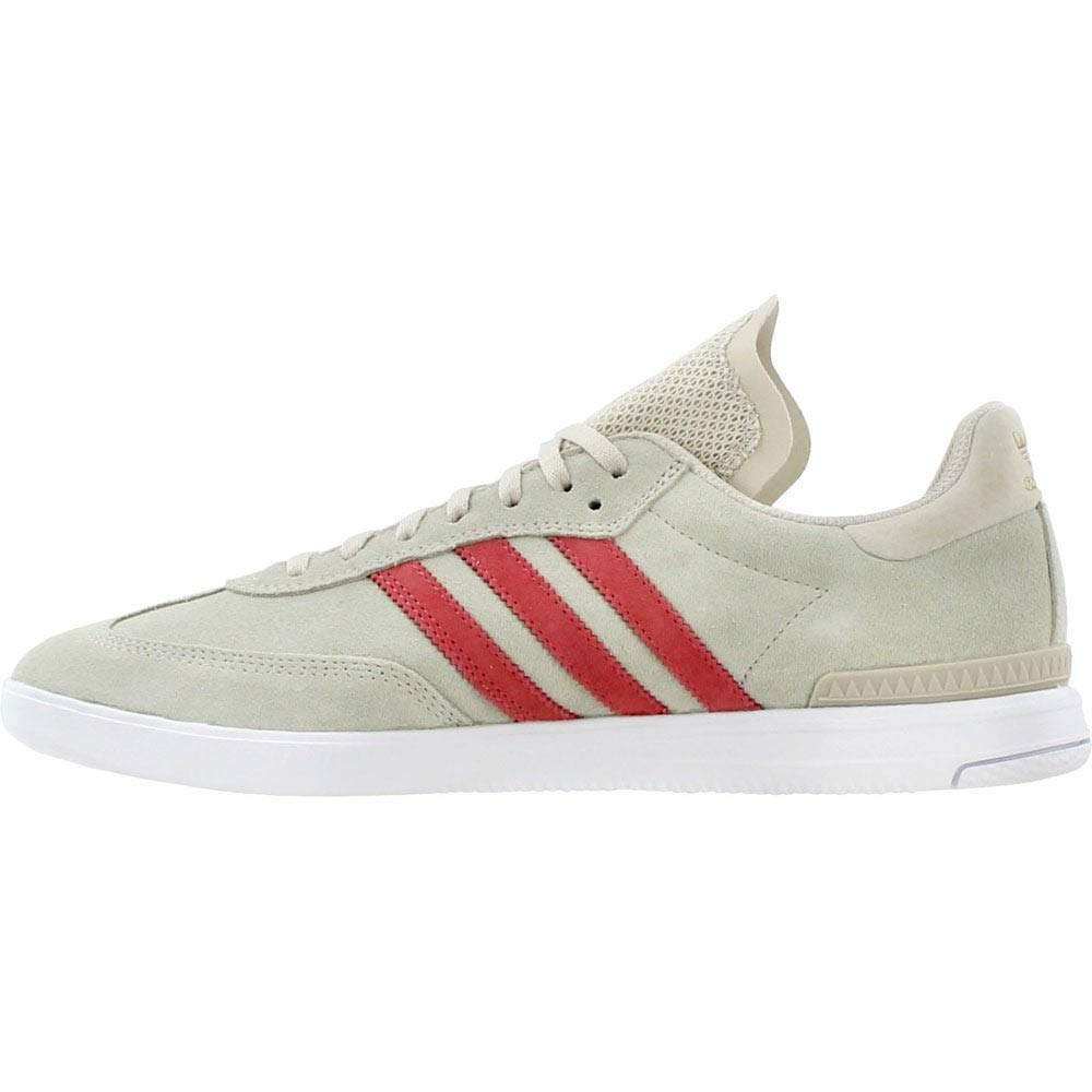 adidas Samba ADV Chaussures pour Homme Clear Brown/Trace Scarlet /White