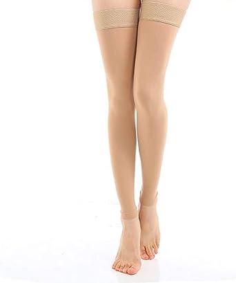 Mangas de compresi/ón de becerro,TOFLY compresi/ón calcetines piernas 20-30mmHg