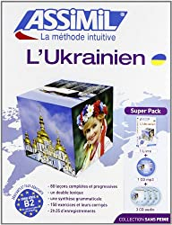 L'ukrainien (4CD audio)