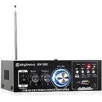 Skytronic-AV 360 final de audio-Amplificador de potencia (Hi-Fi