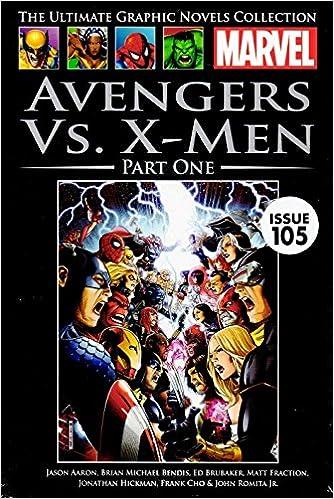 Avengers vs X-Men Part One (Marvel Graphic Novel Collection issue ...