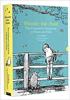 Winnie-the-Pooh: The Complete Collection of Stories and Poems: Hardback Slipcase Volume (Winnie-the-Pooh – Classic Editions)