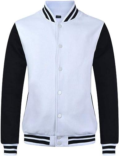 Camisa De Béisbol, Suéter, Chaqueta De Manga Larga Bordada, Uniforme De Béisbol, Overol, Uniforme De Suéter del Equipo: Amazon.es: Ropa y accesorios
