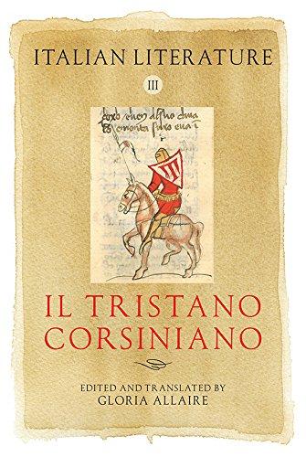 Italian Literature III (Arthurian Archives)