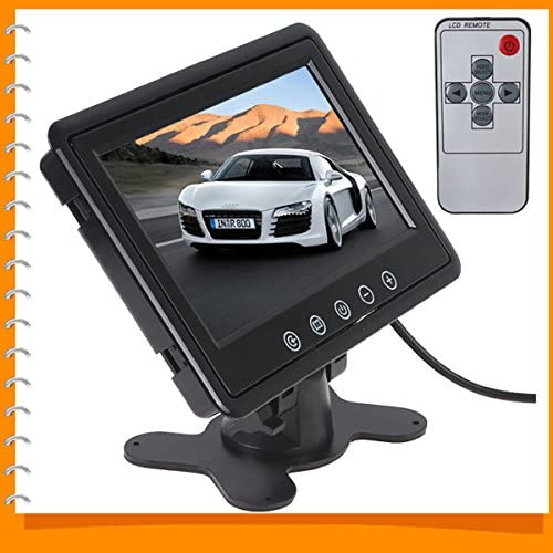 Autopart 7 Inch Tft Color Lcd Standalone Headrest Car Rear View Monitor Car Reverse Parking Monitor With 800 X 480 Resolution Auto