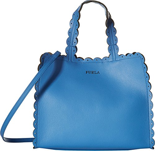 Furla Women's Merletto Small Tote Celeste One Size - Furla Accessories