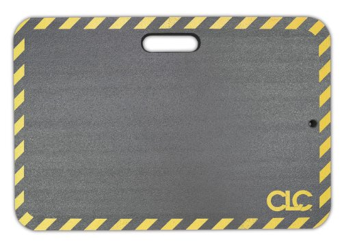 CLC Custom Leathercraft 302 Medium Shock Absorption Kneeling Pad, 14 x 21-Inch