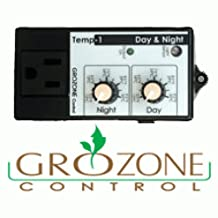 Grozone TP1 Day/Night Thermostat