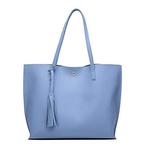 pour doré Greenlans femme Cabas bleu Doré 9LAZ1128554MIZV5429 wBqCg