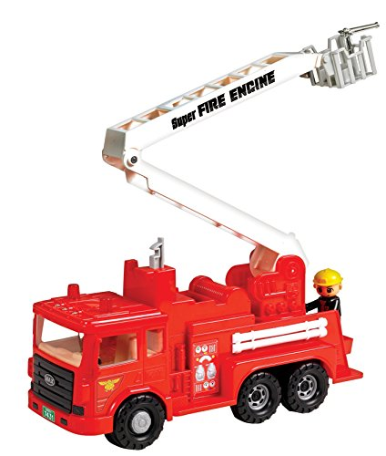 - Small World Toys Vehicles - Fire Engine - Friction Powered