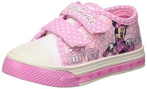 Disney Mädchen S19308g/Az Slip On Rosa
