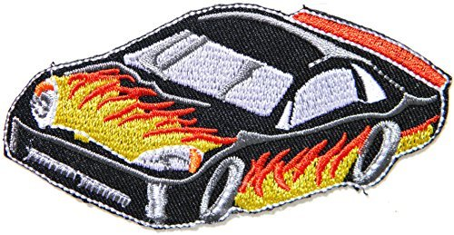 Flame (Racing Suit Costumes)