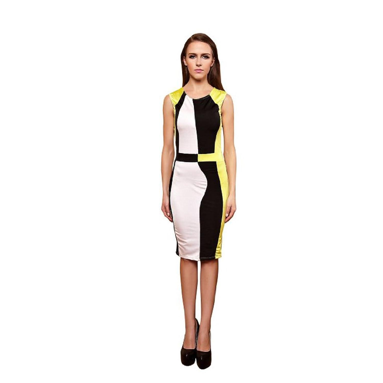 YiYiFS® Frauen Sleeveless dünnes Kleid-Klage ED130