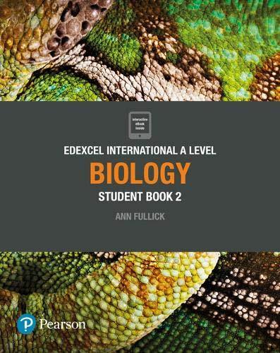 Pearson Edexcel International A Level Biology Student Book (Edexcel International GCSE) por Ann Fullick