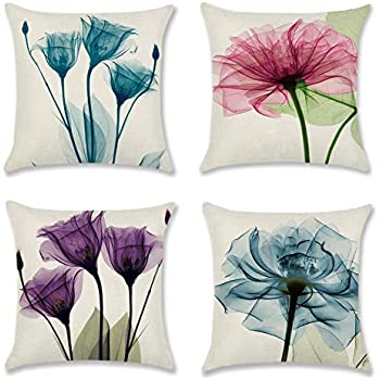 Amazon Com Artscope Home Decor Throw Pillow Covers