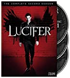 Lucifer: The Complete Second Season [DVD]