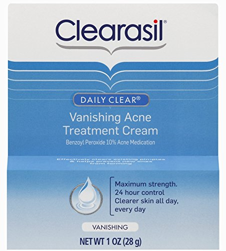 Clearasil Daily Clear Vanishing Cream, 1 oz.