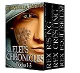 Elei's Chronicles (Books 1-3) (English Edition)