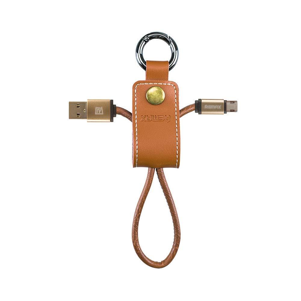 Amazon.com: Remax - 1 cable de piel con borlas para llavero ...