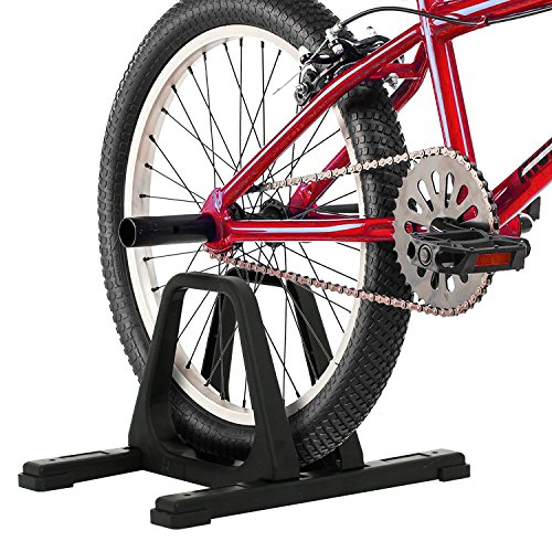 (1130 RAD Cycle Bike Stand Portable Floor Rack Bicycle Park For Smaller Bikes )