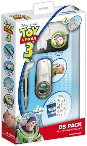 thr 4660388 - Pack TOY STORY 3 para Nintendo DS Lite y DSi: Amazon ...