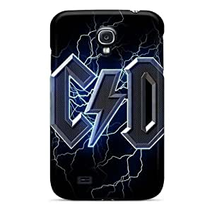 Samsung Galaxy S4 HoV18849ibOd Provide Private Custom Lifelike Metallica Skin Shock-Absorbing Hard Cell-phone Case -ChristopherWalsh