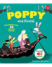 Poppy and Vivaldi: Storybook with 16 Musical Sounds