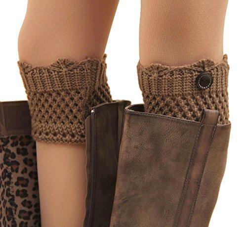 Checkered Thigh High Tights - 3