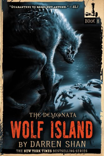 Read Online The Demonata: Wolf Island PDF