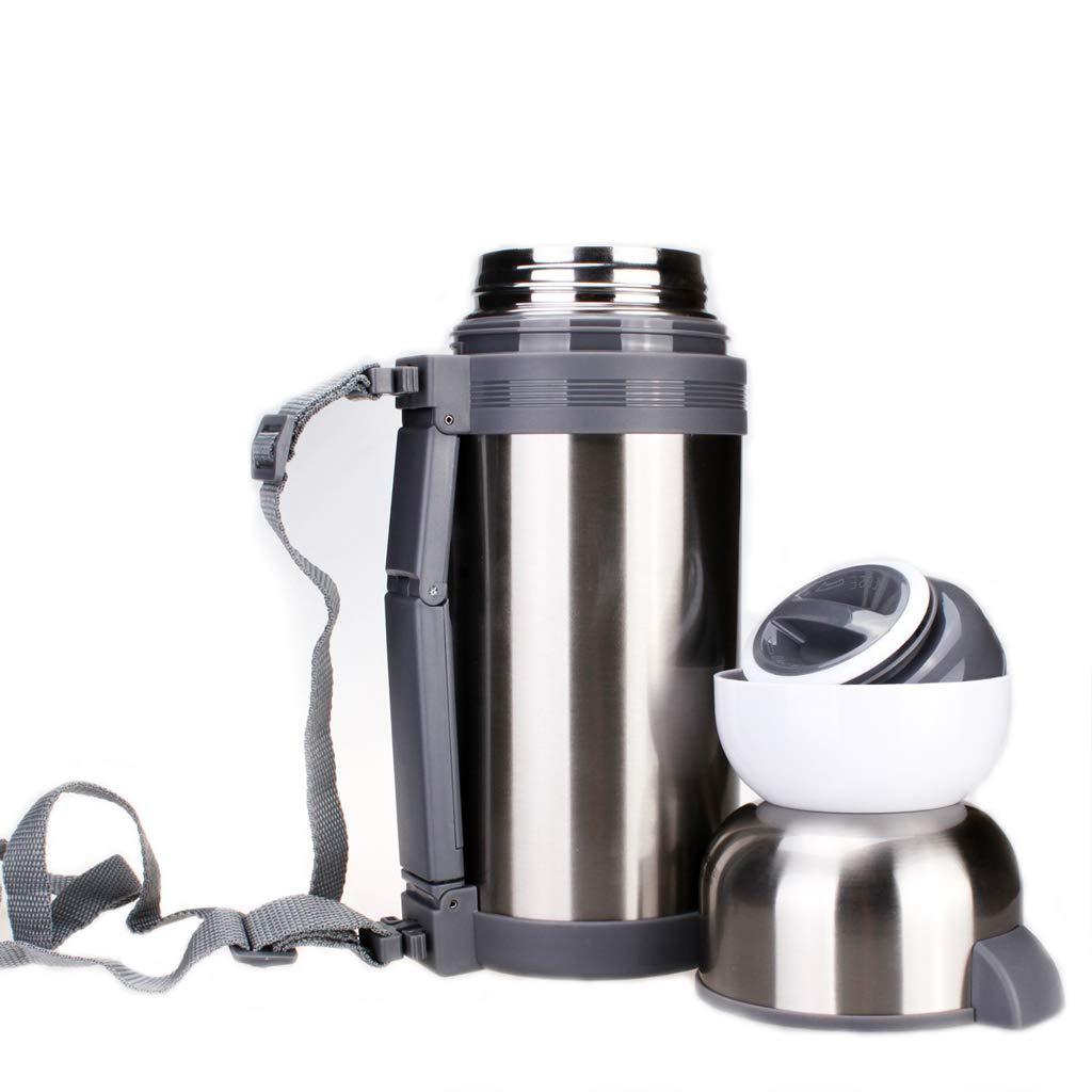 断熱ポット、大容量ポータブル耐腐食ホットウォーターボトル、クリエイティブケトル   B07HQM2LMT