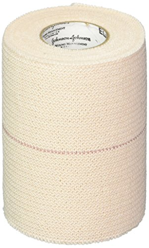 Johnson & Johnson Elastikon First Aid Elastic Tape, 3