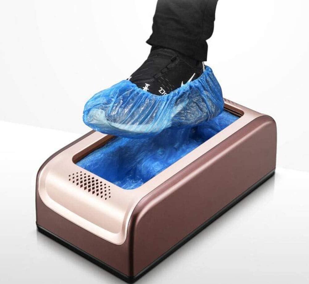 自動ホーム靴フィルムマシン靴カバーマシンリビングルーム足使い捨て靴フィルムマシン靴カバーボックス足カバーマシン300靴カバー
