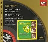 Music - Great Recordings Of The Century - Humperdinck: Hansel Und Gretel / Karajan, Schwarzkopf, Grummer, Metternich, et al