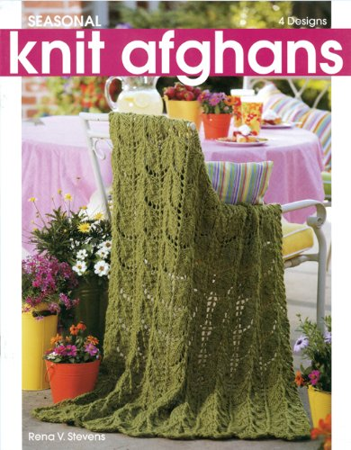 LEISURE ARTS-Seasonal Knit Afghans