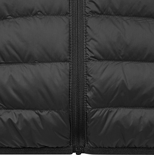 Hooded Giacca Urban Uomo Nero Classics Basic 7 Jacket Down black Ew7TqXC
