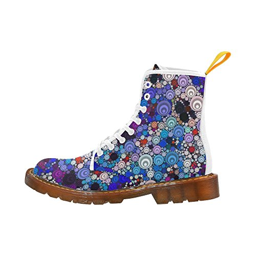 LEINTEREST sweet Bubble Fun Martin Boots Fashion Shoes For Women