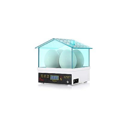 Amazon com: XUEMing 4 Egg Incubator Semi-Automatic Micro