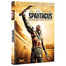Spartacus: Gods Of The Arena - The Complete Collection [DVD] (2011)