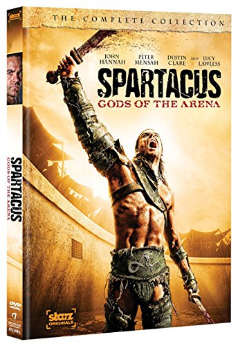 Spartacus: Gods Of The Arena - The Complete Collection [DVD] (Tv Series Dvd Spartacus)